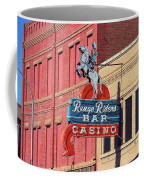 Miles City, Montana - Downtown Casino Coffee Mug