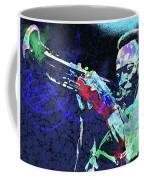 Miles Jazz Coffee Mug