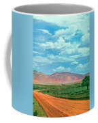 Miles To Go Coffee Mug