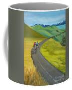 Miles To Go Coffee Mug