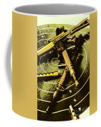Military Green Pop Art  Coffee Mug