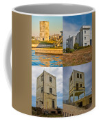 Military Observation Towers Operation Bumblebee Coffee Mug