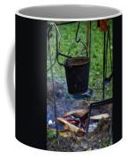 Military Revolutionary War Campfire Vertical Coffee Mug