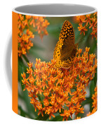 Milkweed And A Frittalary Coffee Mug