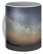 Milky Way Rising Coffee Mug