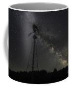 Milky Way Windmill  Coffee Mug
