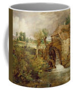 Mill At Gillingham - Dorset Coffee Mug