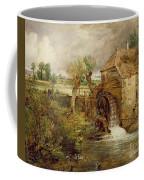 Mill At Gillingham - Dorset Coffee Mug by John Constable