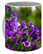 Mill Hill Inn Petunias Coffee Mug