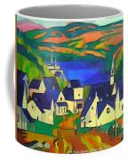 Mill Town, Quebec Coffee Mug