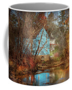 Mill - Walnford, Nj - Walnford Mill Coffee Mug