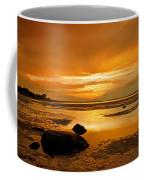 Mill Way Beach Sunset Coffee Mug