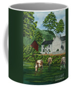 Milldale In Staffordshire Coffee Mug