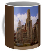 Millenium Park And Bench 1 Coffee Mug