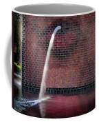 Millennium Park Fountain Chicago Coffee Mug