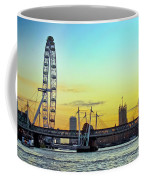 Millennium Sunset Coffee Mug