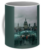 Millennium X St Paul's Coffee Mug