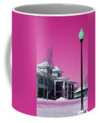 Miller Park Pavilion False Color Ir Number 1 Coffee Mug