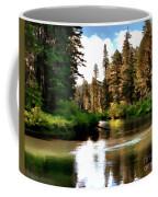 Millers Creek Painterly Coffee Mug