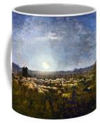 Millet: Sheep By Moonlight Coffee Mug
