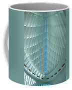 Milwaukee Art Museum Interior Coffee Mug