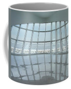Milwaukee Art Museum Lake Michigan Coffee Mug