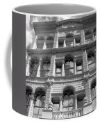 Milwaukee Cloud Reflections Bw Coffee Mug