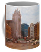 Milwaukee River View Coffee Mug