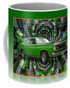 Mind Blown Duster Abstract Coffee Mug