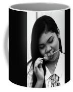 Mind Your Blouse Coffee Mug