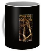 Quaking Aspen Falls Along Tioga Pass  Coffee Mug