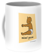 Mine Pose 2 Coffee Mug