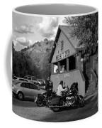 Mine Shaft Bikers Coffee Mug