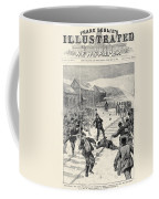 Miner Strike, 1888 Coffee Mug