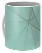 Mineral Computer Graphic Line Pattern Coffee Mug