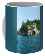 Miner's Castle On The Water Coffee Mug