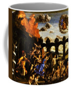 Minerva Chasing The Vices From The Garden Of Virtue 1502 Coffee Mug