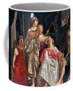 Minerva Crowns The Maid Of Leiden Coffee Mug