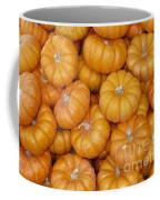 Mini Pumpkins Card Coffee Mug