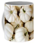 Mini White Pumpkins Coffee Mug