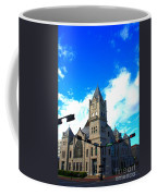 Miniature Castle Coffee Mug
