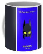 Minimal Movie Poster II Coffee Mug