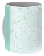 Minimalist Modern Map Of Beijing, China 3 Coffee Mug