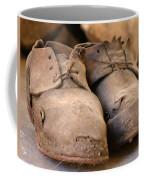 Mining Shoes  Langban Sweden Coffee Mug