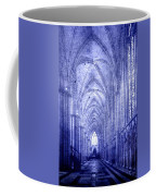 Minster In Blue Coffee Mug