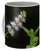 Mint Flower Coffee Mug