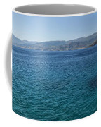 Mirabello Bay Panorama Coffee Mug
