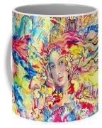 Miradas De Aves Coffee Mug