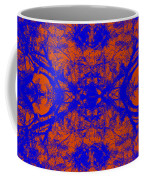 Mirage In Blue - Abstract Coffee Mug