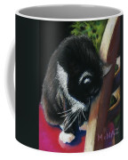 Kitty Chair Coffee Mug